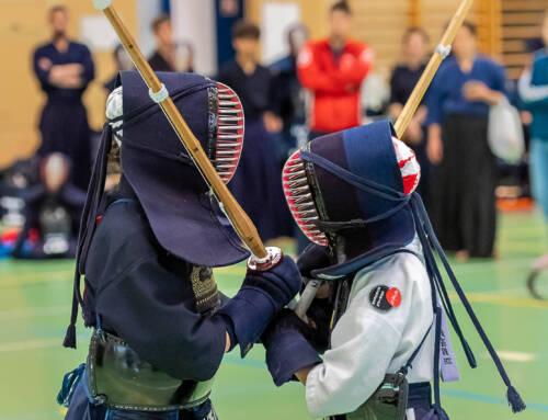 Kendo Turnier 'Züri-Cup' in Erlenbach